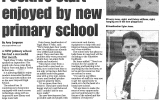 Ysgol Y Fron in the paper
